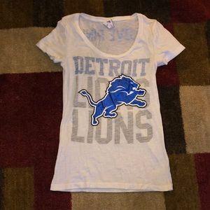 Victoria Secret Detroit Lions T-Shirt